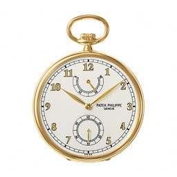 Patek Philippe Lepine Pocket Watch 972/1J-010