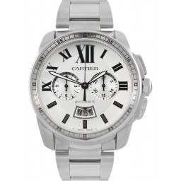 Cartier Calibre de Cartier Chronograph W7100045