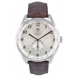 Tag Heuer Carrera Calibre 6 Heritage Automatic WAS2112.FC6181|