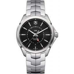 Tag Heuer Link GMT Caliber 7 Automatic WAT201A.BA0951