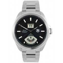 Tag Heuer Grand Carrera Grand Date GMT WAV5111.BA0901