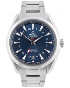 Omega Seamaster Aqua Terra 150 M GMT Chronometer 231.10.43.22.03.001