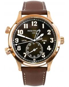 Patek Philippe Calatrava Pilot Travel Time 5524R-001 - As New