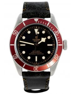 Tudor Heritage Black Bay Leather 79230R