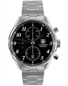 Tag Heuer Carrera Heritage Automatic Chronograph CAS2110.BA0730