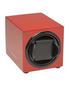 Barrington Single Watch Winder Crimson Red